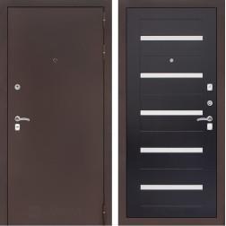 Входная дверь Лабиринт Классик 1 (Антик медный / Венге)
