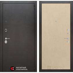 Входная дверь Лабиринт Сильвер 5 (Антик темное серебро / Венге светлый)