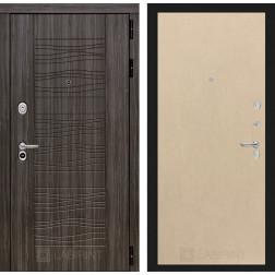 Входная дверь Лабиринт Сканди 5 (Дарк Грей / Венге светлый)