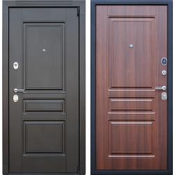 Входная металлическая дверь АСД Гермес 3К New (Венге / Орех бренди)