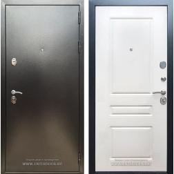 Входная дверь Армада 5А ФЛ-243 (Антик серебро / Ясень белый)