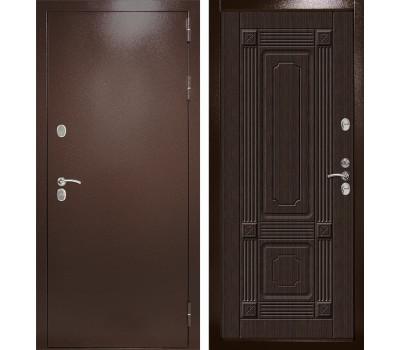 Входная уличная дверь с терморазрывом Термаль Ультра (Венге)