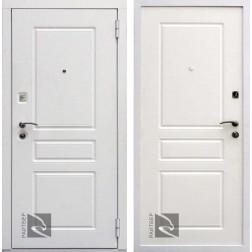 Входная дверь Райтвер Х4 (Белый матовый / Белый матовый)
