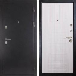 Входная дверь Дива МД-26 (Антик серебро / Сандал белый)