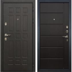 Входная металлическая дверь Лекс 8 Сенатор Венге (панель №41)