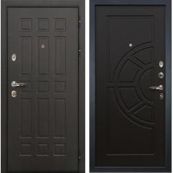 Входная металлическая дверь Лекс 8 Сенатор Венге (панель №43)