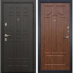 Входная металлическая дверь Лекс 8 Сенатор Береза мореная (панель №26)
