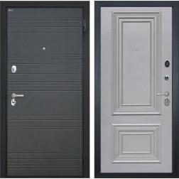 Входная дверь Интекрон Спарта Сан Ремо-2 (Венге / Пыльно-серый)