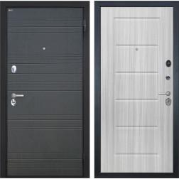 Входная металлическая дверь Интекрон Спарта ФЛ-39 (Венге / Сандал белый)