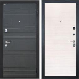 Входная металлическая дверь Интекрон Спарта (Венге / Дуб Сильвер)