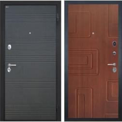 Входная металлическая дверь Интекрон Спарта Элит (Венге / Лиственница кофе)