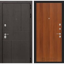 Входная металлическая дверь Лабиринт Урбан 5 (Итальянский орех)