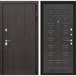 Входная металлическая дверь Лабиринт Урбан 4 (Венге)