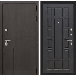 Входная металлическая дверь Лабиринт Урбан 12 (Венге)