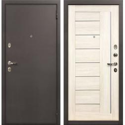 Входная стальная дверь Лекс 1А Верджиния (№38 Дуб беленый)