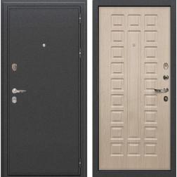 Входная металлическая дверь Лекс Колизей Дуб беленый (панель №20)