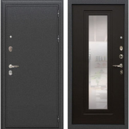 Входная металлическая дверь Лекс Колизей с Зеркалом Венге (панель №22)