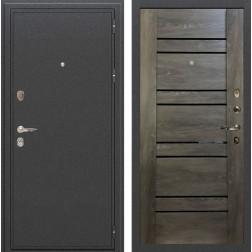 Входная дверь Лекс Колизей Терра Графит Шале (панель №64)