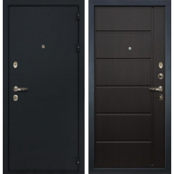 Входная металлическая дверь Лекс 2 Рим Венге (панель №41)