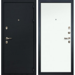 Входная металлическая дверь Лекс Рим Белый (панель №59)