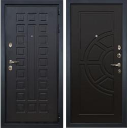 Входная металлическая дверь Лекс Гладиатор 3К Венге (панель №43)
