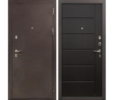 Входная металлическая дверь Лекс 5А Цезарь Венге (панель №41)