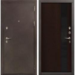 Входная металлическая дверь Лекс 5А Цезарь Новита Венге (панель №53)