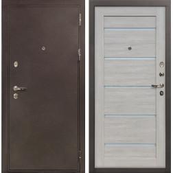 Входная дверь Лекс 5А Цезарь Клеопатра-2 Ясень кремовый (панель №66)