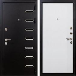 Входная металлическая дверь Лекс Витязь Ясень белый (панель №62)