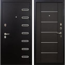 Входная металлическая дверь Лекс Витязь Молдинг Венге (панель №24)