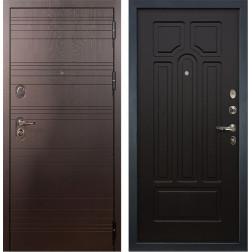 Входная металлическая дверь Лекс Легион Венге (панель №32)