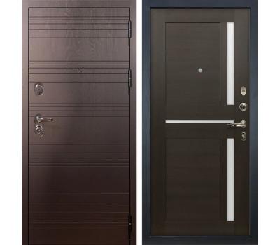 Входная металлическая дверь Лекс Легион Баджио Венге (панель №50)