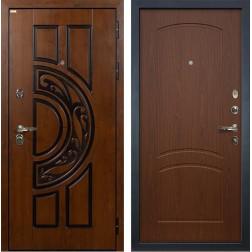 Входная металлическая дверь Лекс Спартак Cisa Береза мореная (панель №11)