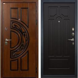 Входная металлическая дверь Лекс Спартак Cisa Венге (панель №32)