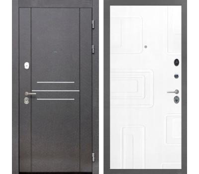 Входная металлическая дверь Интекрон Сенатор Лофт Элит (Роял Вуд белый)
