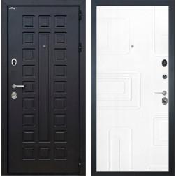 Входная металлическая дверь Интекрон Сенатор Элит (Венге / Роял Вуд белый)