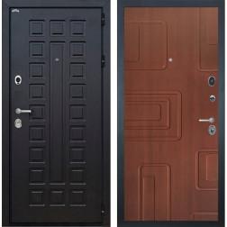 Входная металлическая дверь Интекрон Сенатор Элит (Венге / Лиственница кофе)