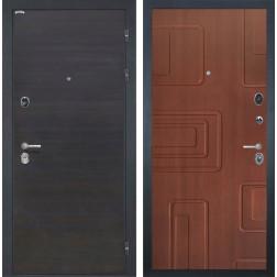 Входная металлическая дверь Интекрон Сицилия Элит (ЭкоВенге / Лиственница кофе)