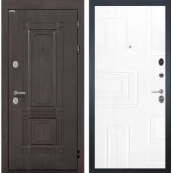 Входная металлическая дверь Интекрон Италия Элит (Венге / Роял Вуд белый)
