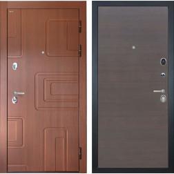 Входная стальная дверь Интекрон Элит (Лиственница кофе / ЭкоВенге)