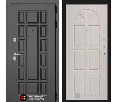 Входная металлическая дверь Лабиринт Нью-Йорк 15 (Венге / Алмон 25)