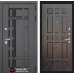 Входная металлическая дверь Лабиринт Нью-Йорк 16 (Алмон 28)