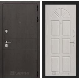 Входная металлическая дверь Лабиринт Урбан 15 (Алмон 25)