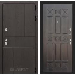 Входная металлическая дверь Лабиринт Урбан 16 (Алмон 28)