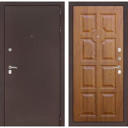 Входная дверь Лабиринт Классик 17 (Антик медный / Золотой дуб)