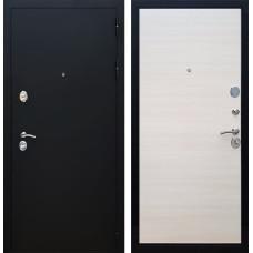 Входная металлическая дверь Армада 5А (Черный Муар / Акация светлая)