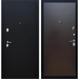 Входная металлическая дверь Армада 5А (Черный Муар / Венге)
