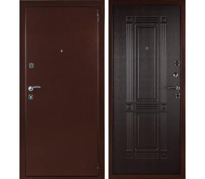 Входная стальная дверь Триумф (Антик медный / Венге)