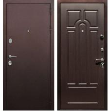 Входная металлическая дверь Армада 5А (Медный антик / Венге)
