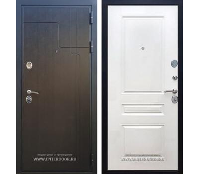 Входная металлическая дверь Армада Премиум 246 ФЛ-243 (Венге / Белый софт)